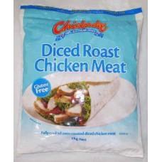 Chickadee Rstchic Meat F/F 1kg
