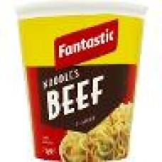 Fantastic Noodle Beef 70gm x 12