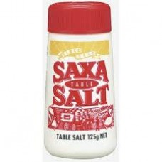 Saxa Salt Picnic Pack 125gm