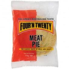 Four N 20 Pie Meat S/Wrap x24