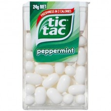 Tic Tac Peppermint T50 24 x 24gm