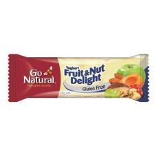 GO NATURAL YOGHURT FRUIT & NUT BAR 50GMX16