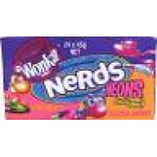 W/Wonka Nerds Neon 45gm x 24