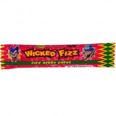Wicked Fizz Chews Berry 12gm