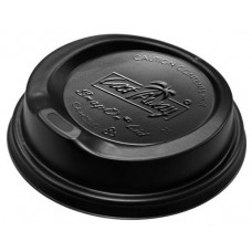 Cup Coffee Lids Suit Triple/Wall Black 280ml 50s