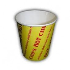 Cup Hot Chip 12oz Capri 50S