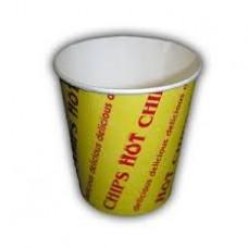 Cup Hot Chip 120Z Capri 50Sx20