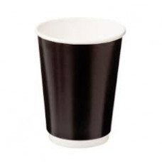 Cup D/Wall Black C/A 355ml 25sx20