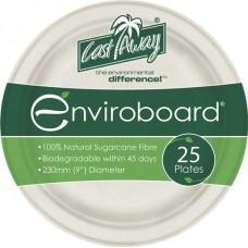 "Plate Envrboard 9"" C/A 25s"