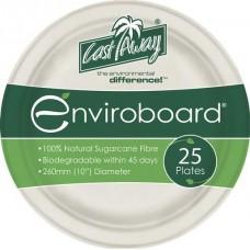 Plate Envrboard 10Inch C/A 25s
