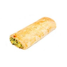 GLENROY BAKERY SPINACH AND CHEESE ROLL FRESH x 20