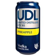 UDL Vdk Pine/Apl 4% Can 375ml