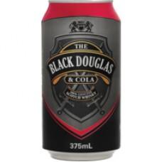 B/Douglas & Cola Can 375ml