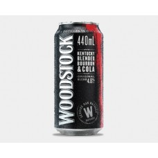 WOODSTOCK & COLA 4.8% CAN 440ML