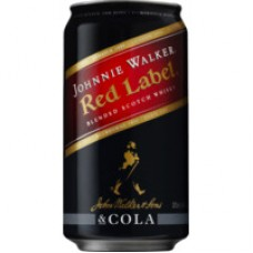 J/WALKER RED & COLA 4.6% CAN 375ML X24
