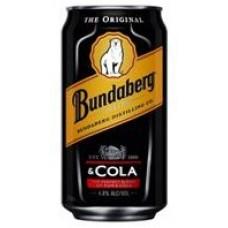 Bundy Up & Cola 4.6% Can 375ml