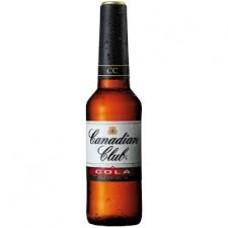 Can Club & Cola bottles 330ml