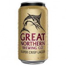 GREAT NORTHERN SUP/CRSP CANS 30PK 375ML