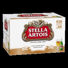 STELLA ARTOIS BTL 330ML X 24