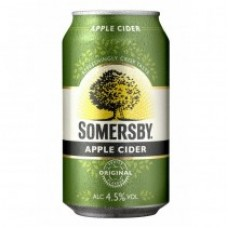 Somersby Cider Apple Can 10Pk 375ml