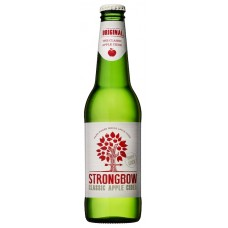 Strongbow Org Drft btl 355ml