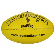 Synthetic Football Yellow Size 2