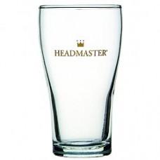 Glass Conical Headmaster 425ml