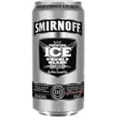 Smirnoff Ice Db 6.5% Can 375ml