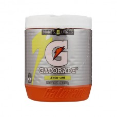 Gatorade Powder 500g Lemon Lime