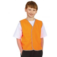 Kids' Hi-Vis Safety Vest