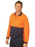 CoolDry® Micro-mesh Safety Polo S - 3XL