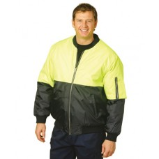 High Visibility Two Tone Flying Jacket 5XL,7XL