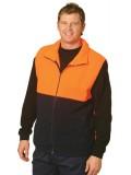 High Visibility 2 Tone Vest S - 3XL