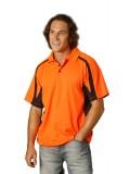 Men's TrueDry® Short Sleeve Safety Polo