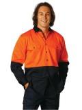 High Visibility Long Sleeve Work Shirts 5XL,7XL