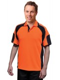 Men's CoolDry® Safety Polo with Underarms mesh XS - 3XL