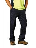 Men's Heavy Cotton Pre-Shrunk Drill Pants Longer Leg Size