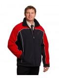 Adults Tri-Colour Contrast Reversible Jacket