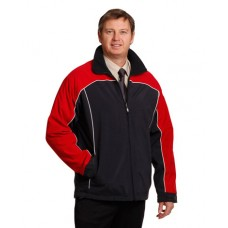 Adults Tri-Colour Contrast Reversible Jacket