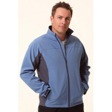 Adult's Softshell Contrast Jacket