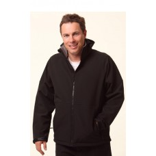 Adult's Softshell Hood Jacket