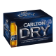Carlton Dry btl 355ml x 24