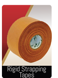 RIGID STRAPPING TAPES