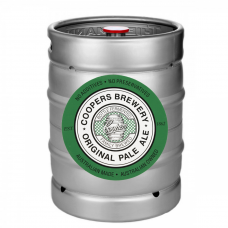 Coopers Pale Ale Keg 50L