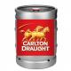 Carlton Draught Keg 49.5L