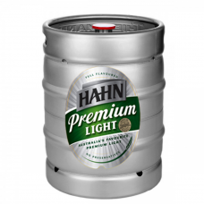 Hahn Premium Light Keg 49.5L