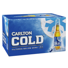 Carlton Cold btl 355ml